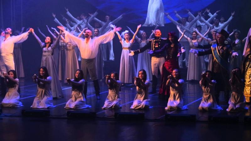 Рок опера - «Юнона и Авось» в Германии