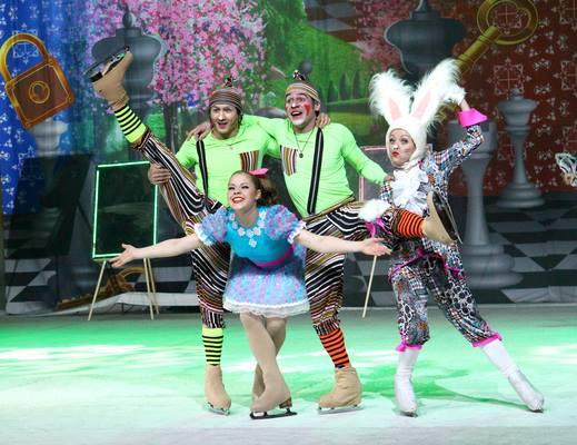 Русский Цирк на льду в Германии