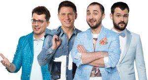 Comedy Club HBDS в Германии